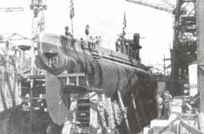 Submarine Granito of Acciaio class