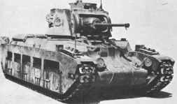 Infantry Tank Mk II, Matilda Mk III