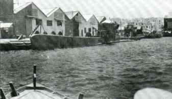 Italian submarine Perla