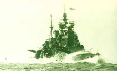 Battleship HMS Duke of York
