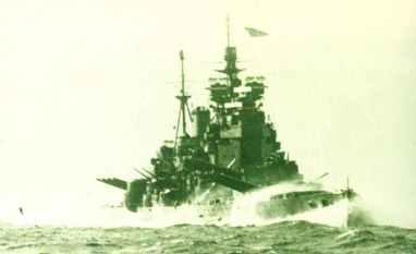 Battleship HMS Duke of York