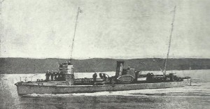 German small A class coastal torpedo boat