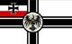 Germany war flag