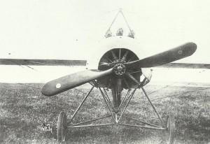 Immelmanns Fokker E IV