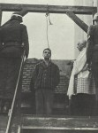 block leader of the Dachau concentration camp hanged