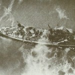 Overhead view of 'Lion'