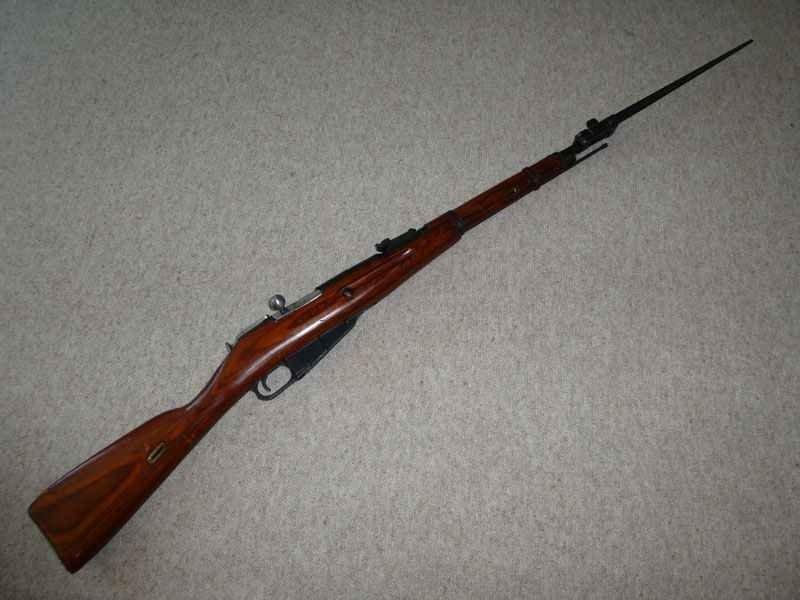 Mosin-Nagant Carbine Model 1944G