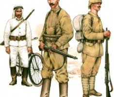 Turkish Army World War One