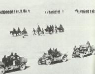 Italian troops near Sollum