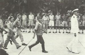 Japanese surrender Hong Kong