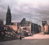 Nuremberg in ruins