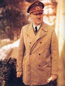 Hitler in spring 1944