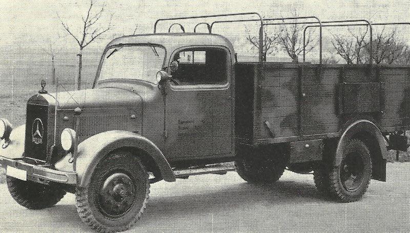 Mercedes-Benz type L 3000 S