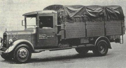 Mercedes-Benz type Lo 2750