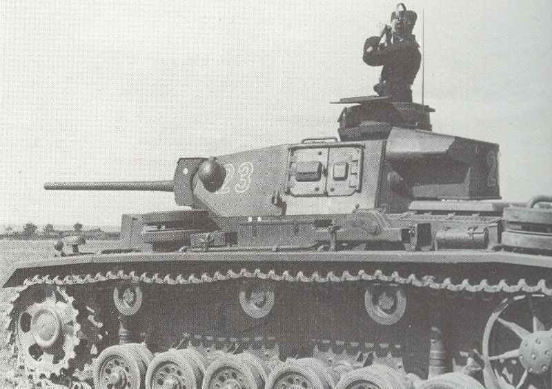 Panzer III L > WW2 Weapons