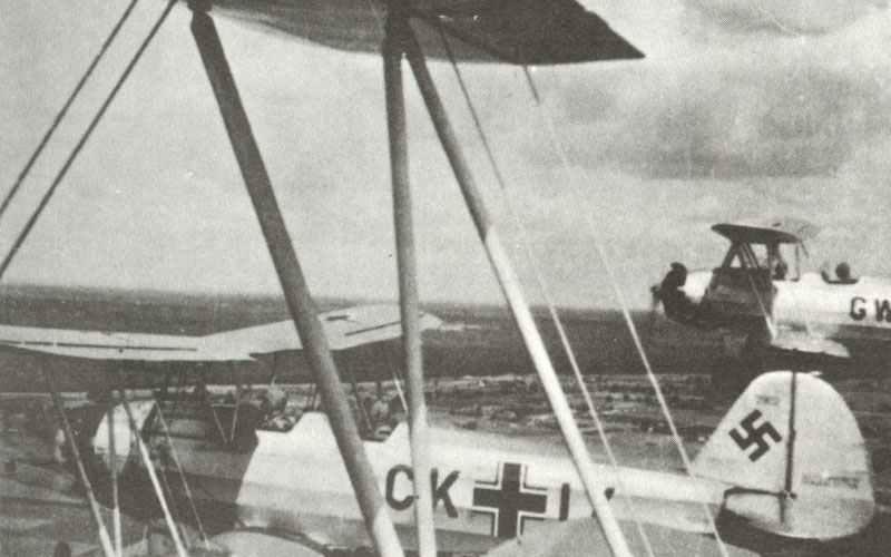 Pilot Training of the Luftwaffe