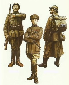 Belgian Army 1916-1918