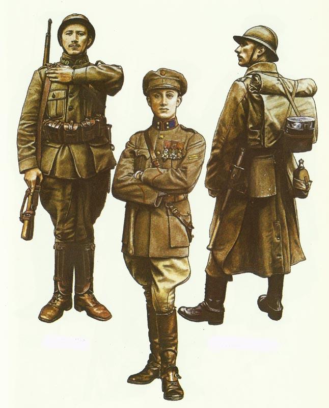 Belgian Army 1914-18 > WW2 Weapons