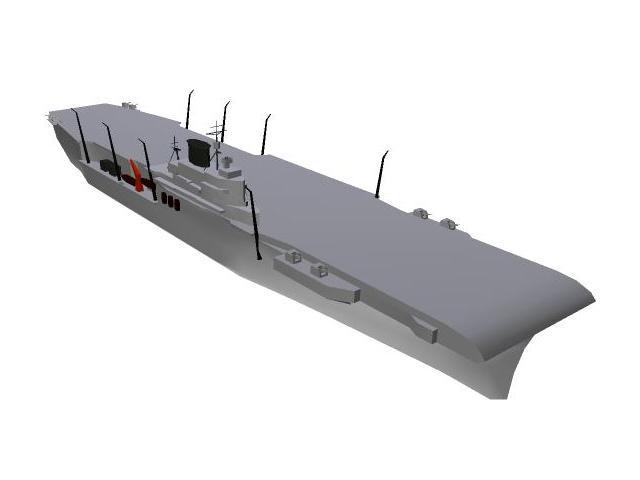 Aircraft carrier Illustrious class