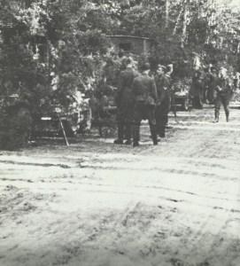 German troops deployment