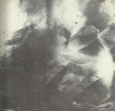 FT-17 hit by artillery