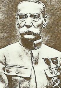 Minister of War General Joseph Gallieni