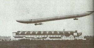 Start of Zeppelin