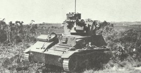 Light tank Mk VIB