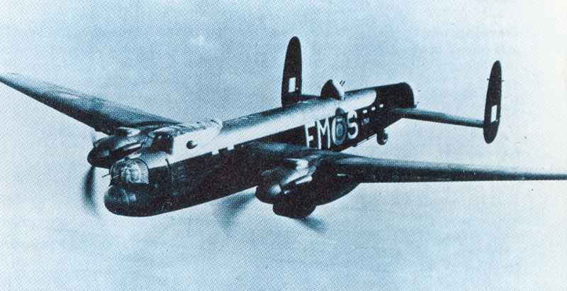 Avro Manchester of 207 Sqn