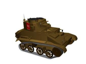 3D model Mk VIB