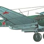 Model Petlyakove Pe-2