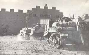 Italian Fort Capuzzo