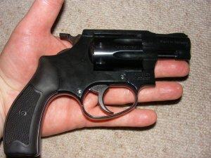Weihrauch Stupsnasen Revolver cal. 22