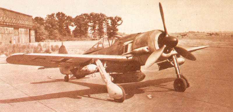 Fw 190 A-5/U-13