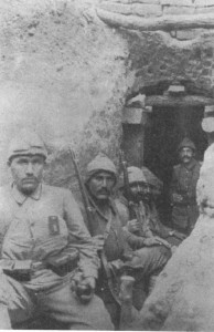 Mehmercik troops