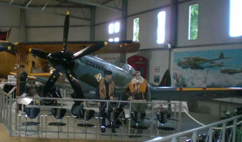 Supermarine Spitfire Mk XIV
