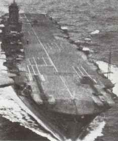 Aircraft carrier Ark Royal