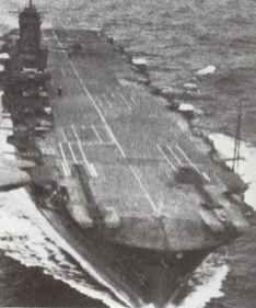 Aircraft carrier Ark Royal