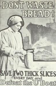 'Don't waste bread !