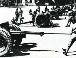 Canon de 75 mle 1897 in WW2