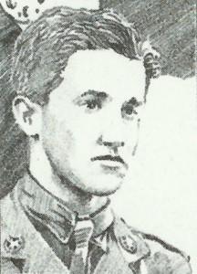 Captain Albert Ball