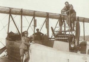 Caproni bomber