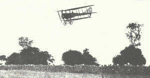 Handley Page G Type biplane