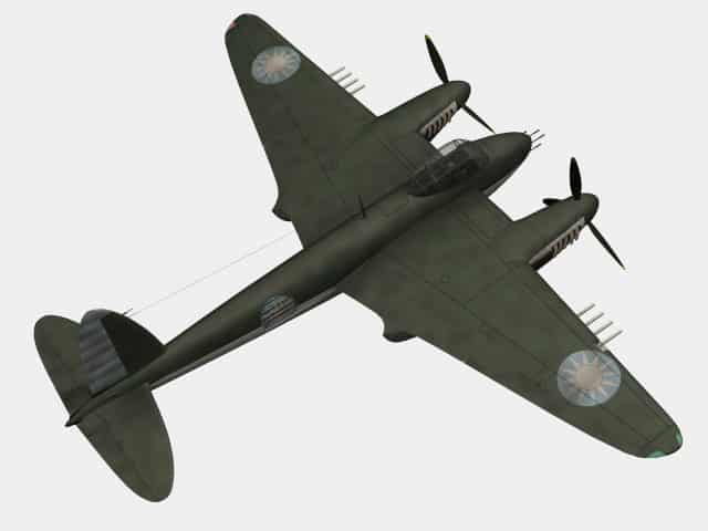 DH Mosquito FB