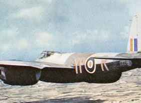 F II night fighter