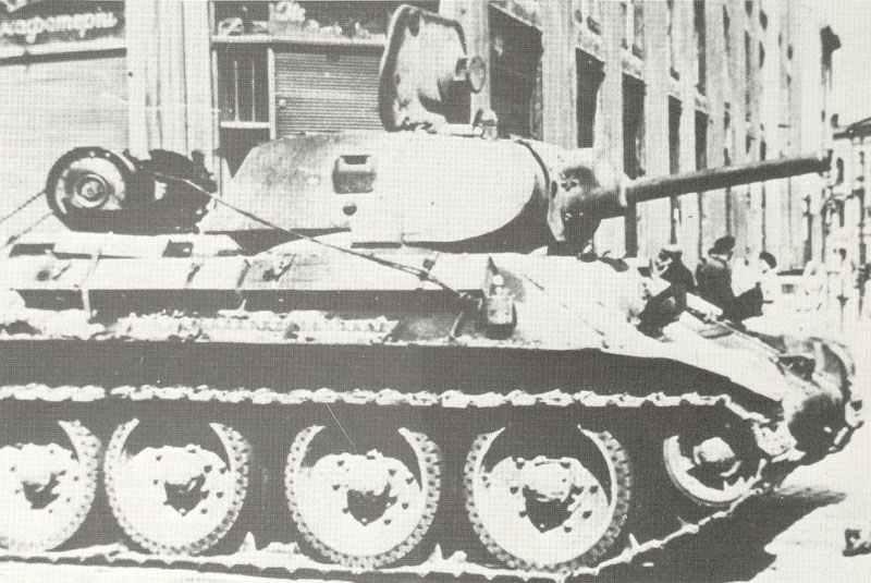 T-34 Model 1940