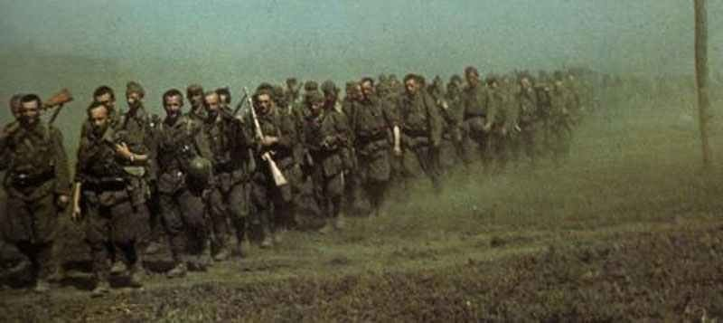 Troops of the 2nd Hungarian Army