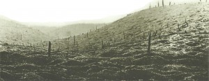 Le Mort Homme ('Dead Man') Ridge at Verdun