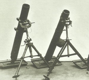 British Stokes mortar