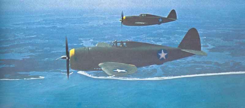P-47 Razorbacks